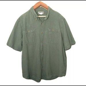 Duluth Trading Company Short Sleeve Shirt Size 3XL